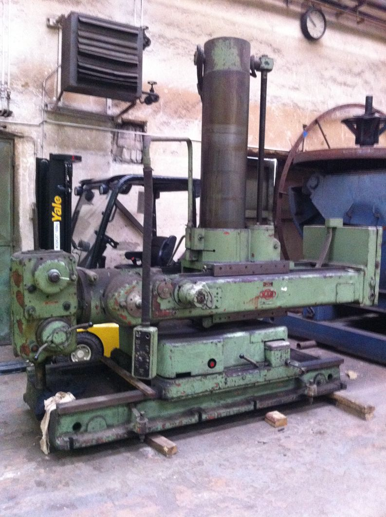 050. Portable radial drill VRM50A