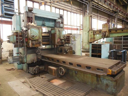 816. Portal milling machine FP16 - Click Image to Close