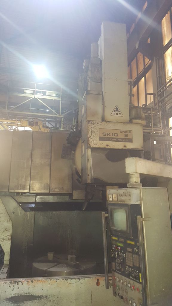 511. Single column VTL SKIQ 8 B