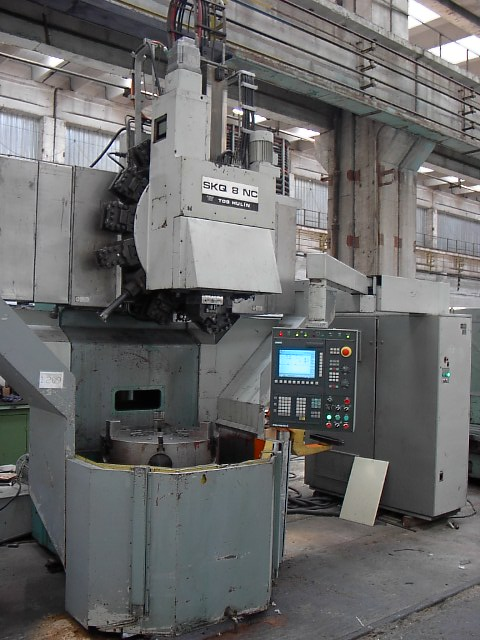 508. Single column VTL SKQ 8
