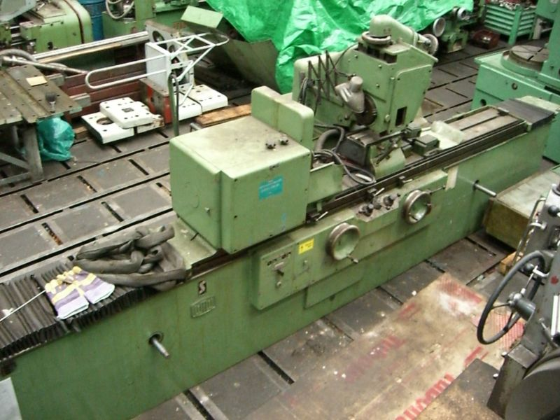 315. Spline Shaft Grinding Machine