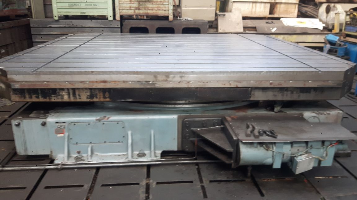 190. Rotary table S100C
