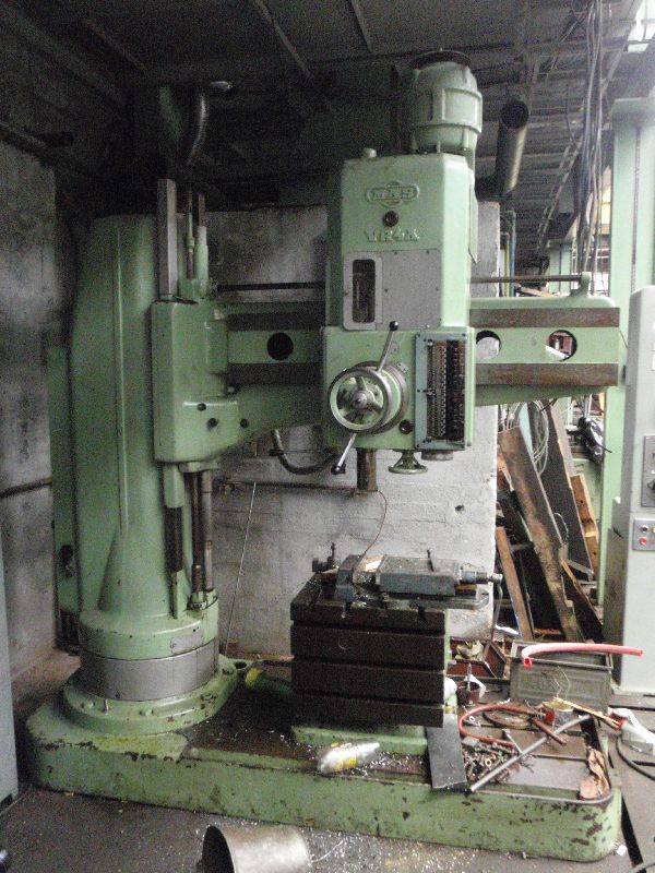 004. Radial drill VR4A