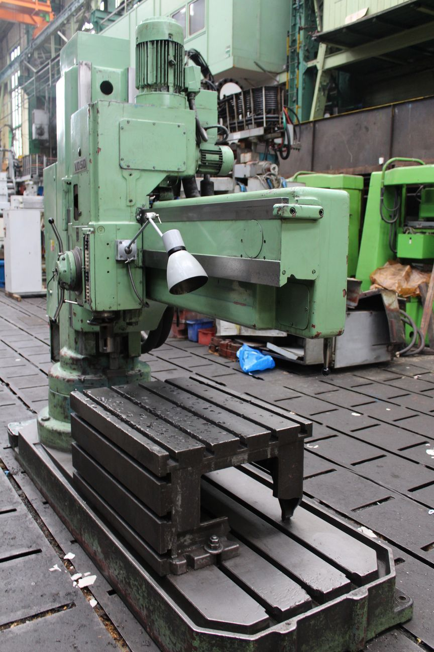 005. Radial drill VO50/1600
