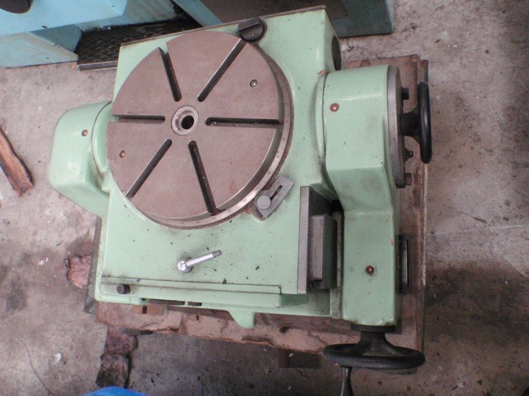 810. Rotary table